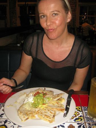 Chili's: quesadillas