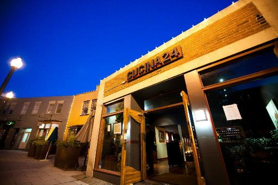 Excellent food, atmosphere - Review of Cucina 24, Asheville, NC ...