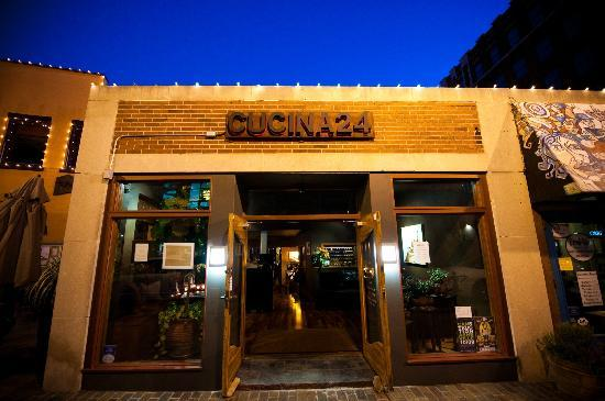 Cucina 24 asheville menu prices restaurant reviews for Tripadvisor asheville nc cabin rentals