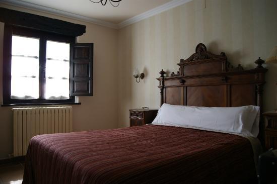 Rodiles de Matison: habitación de uno de los apartamentos