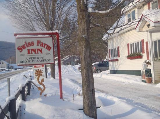 Swiss Farm Inn : A little off the beaten path and close to Killington Resort