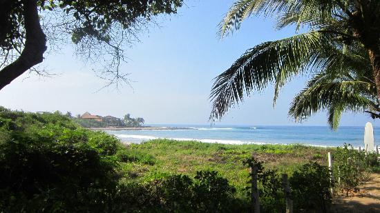 Hacienda Eden: Beach 