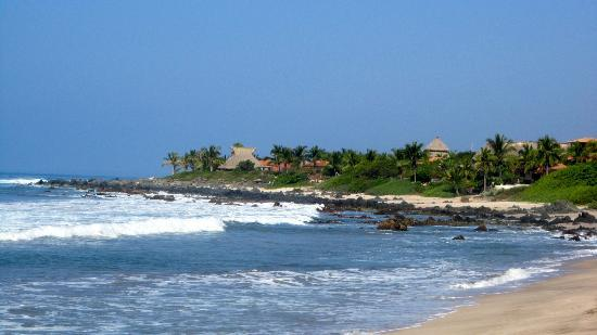Hacienda Eden : Beach