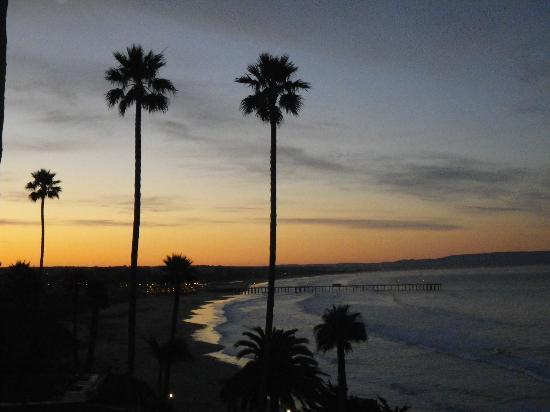 SeaCrest OceanFront Hotel: view