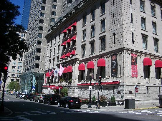 The Langham, Boston: Hotel