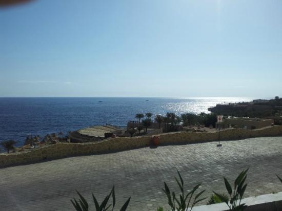 Dreams Beach Resort: sea view room