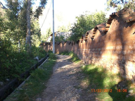 La Capilla Lodge: 150M nature walk