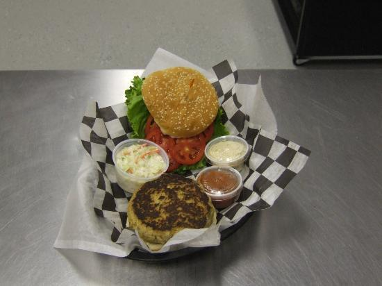 Grilled Cheese And Crab Cake Co South Carolina