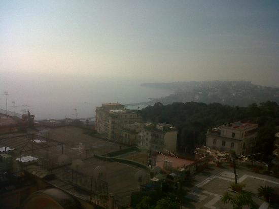 Hotel Cimarosa: Panorama dal sesto piano