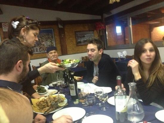 Trattoria del volante san giovanni teatino ristorante for Piscina sambuceto