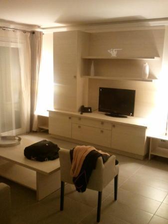Residence Hoteliere la Cerisaie: Salon