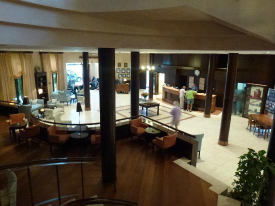 Hotel Almenara Resort: Recepción