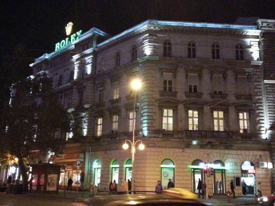 Budapest Easy Flat - Apartments JOKAI : esterno palazzo
