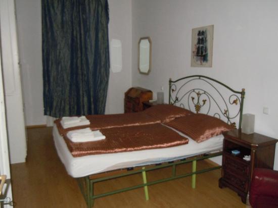Budapest Easy Flat - Apartments JOKAI : camera da letto