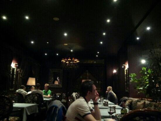 Botanic: restaurant
