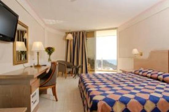 Galil Hotel: Guest Room
