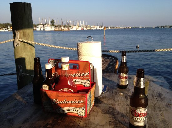 Dixie Fish Co.: The view