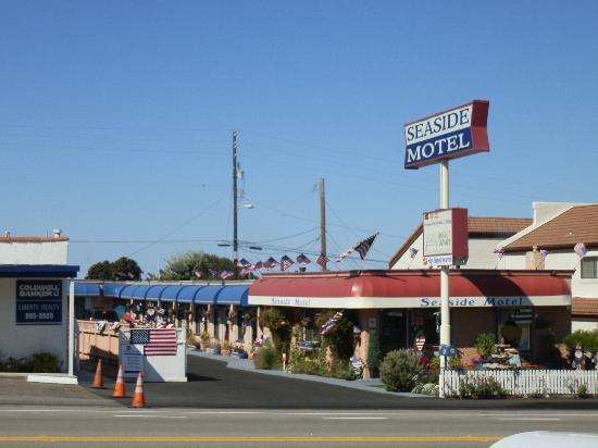 ‪‪Seaside Motel‬: seaside extérieur