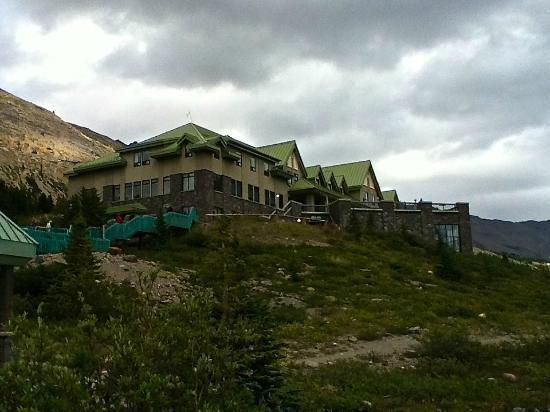 جلاسير فيو إن: Glacier View Inn