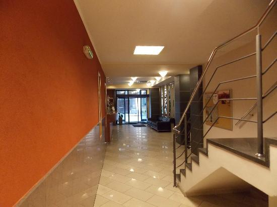 Archibald City: Hotel Lobby