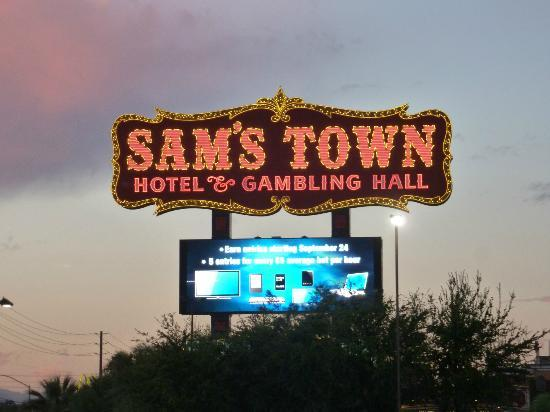 Las Vegas KOA at Sam's Town: Says it all