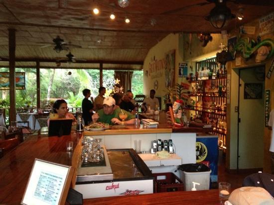 Hotel Bula Bula: die Bar
