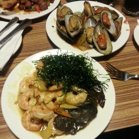 Kingdom World Buffet: Seafood Lover