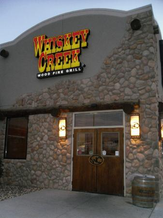 """Whiskey Creek Wood Fire Grill: A great """"wood fire grill"""" restaurant!"""