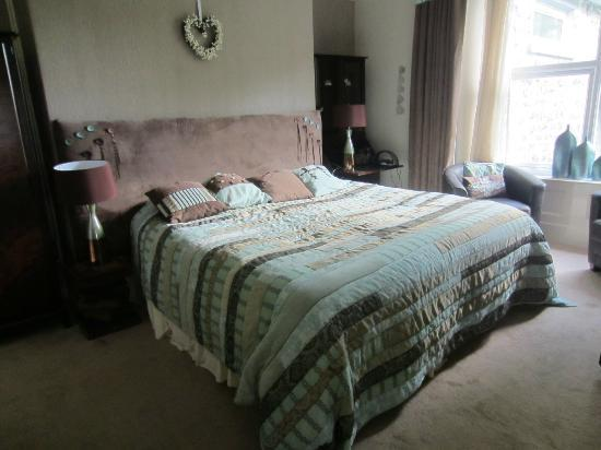 Tyn-y-Fron Luxury B&B: Room 1
