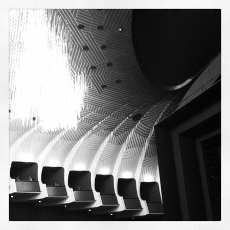 Teatro Regio di Torino : i lampadari
