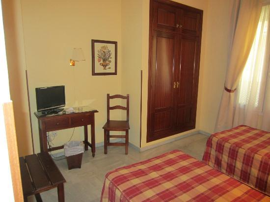Hotel Dona Blanca : Room