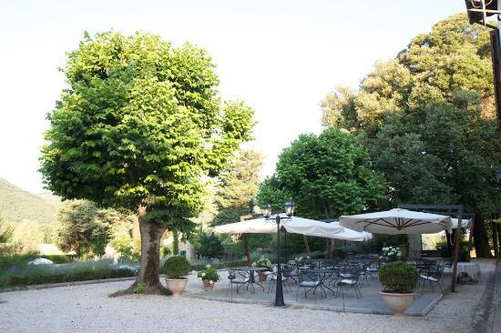 Villa di Piazzano: Breakfast area