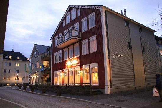 هوتل ريكيافيك سينترم: Charming Hotel!!!