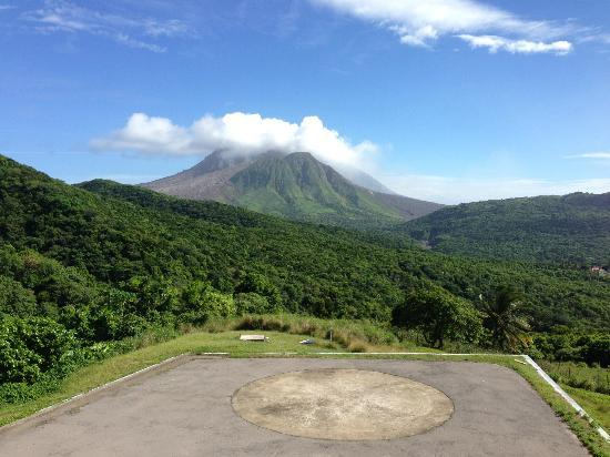 Gingerbread Hill: Volcano