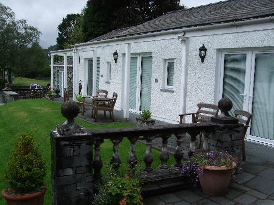 The Fisherbeck: Garden rooms
