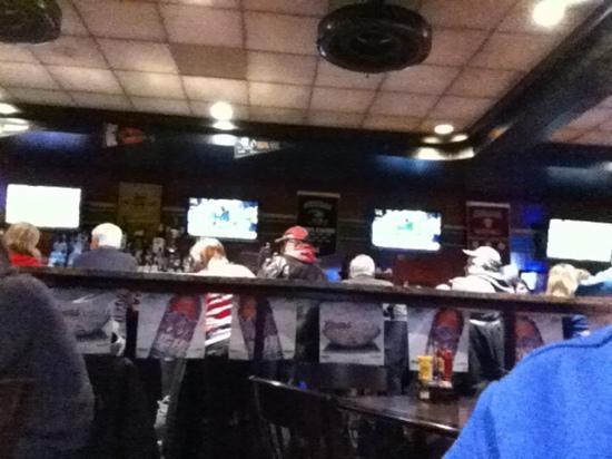 O'Reilly's Irish Bar and Restaurant: Saturday Night