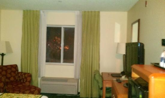 Fairfield Inn Joplin: Bedroom view