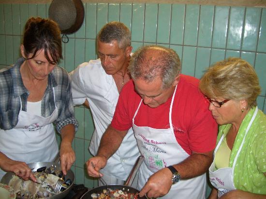 Villa Maria Hotel: Villa Maria Cooking School