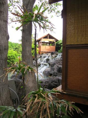 Spa Without Walls: Massage Hales Over Waterfall/Stream