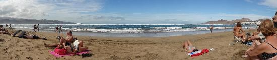 Playa de Las Canteras: Excellent