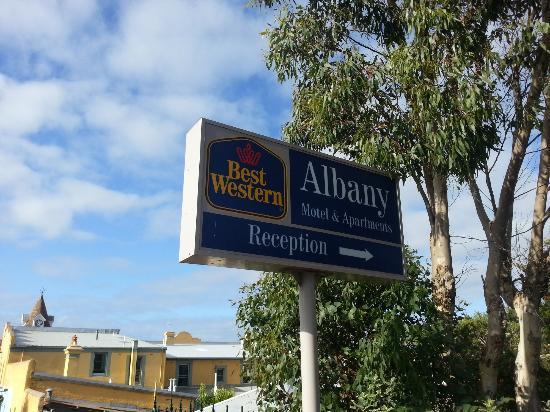 BEST WESTERN Albany Motel & Apartments: Best Western Albany