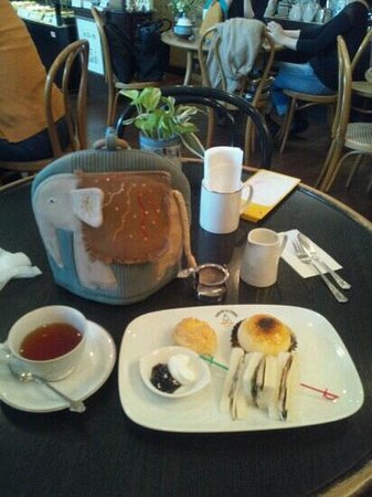 Tea House MUSICA