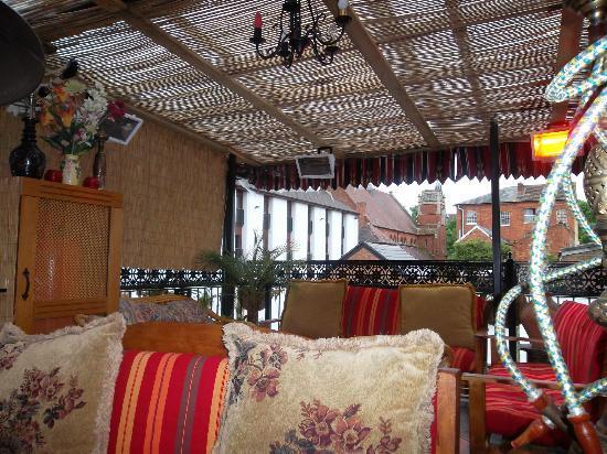 Verandah talk restaurant milton keynes restaurant - Cuisine veranda photos ...