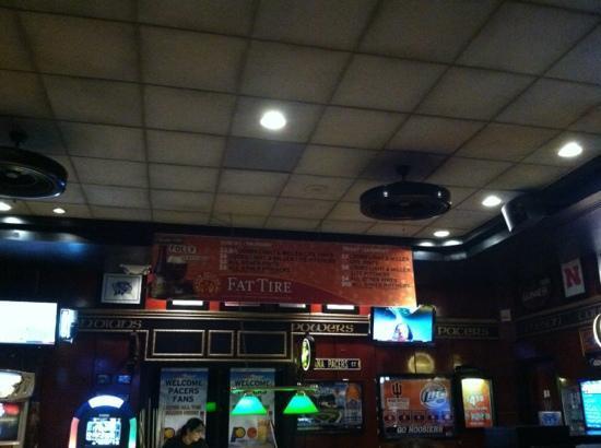 O'Reilly's Irish Bar and Restaurant: 11-24-12