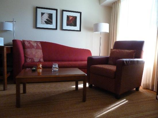 Residence Inn Los Angeles LAX/El Segundo: Sitting Area