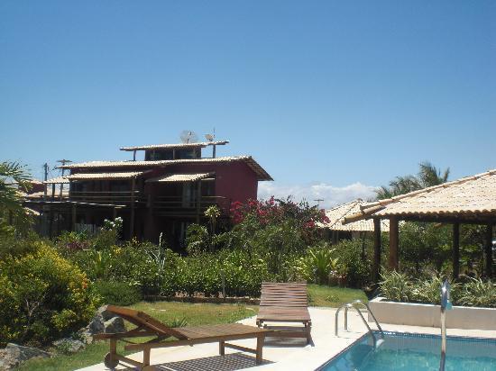 Pousada Jardim Cambui: Pousada & pool