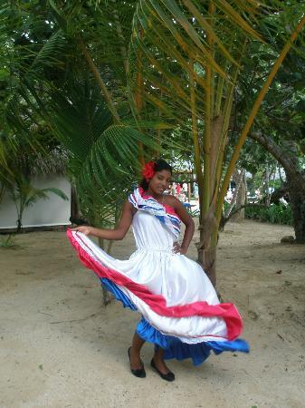 Grand Bahia Principe El Portillo : La muñequita