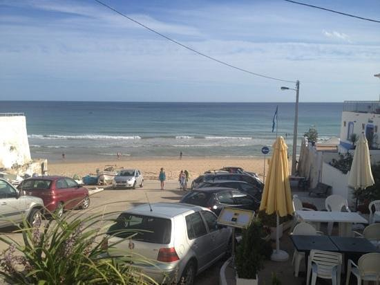 Restaurante Beira Mar: view from terrace