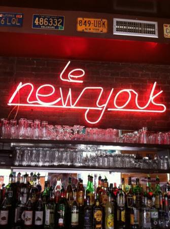 Le New York: les Burgers