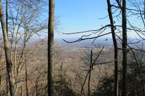 House Mountain State Park: From the top